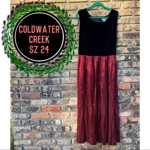Coldwater Creek :: formal holiday party dress